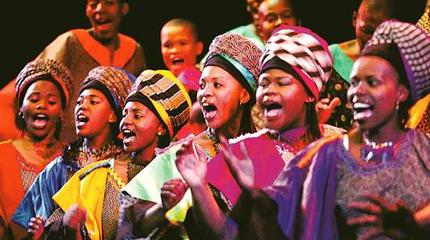 Soweto Gospel Choir 2011 Dates