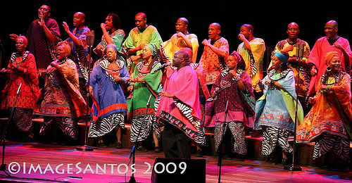 Tickets Show Soweto Gospel Choir
