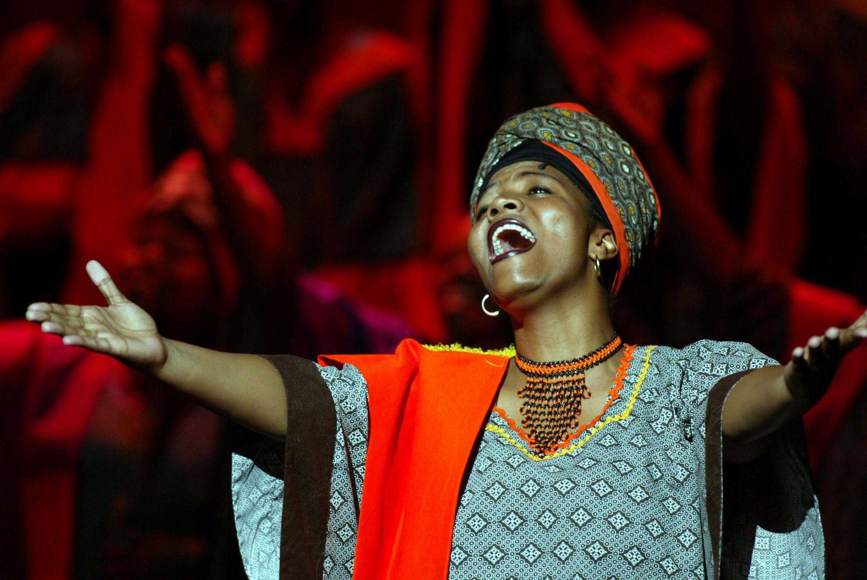 Tickets Soweto Gospel Choir Show