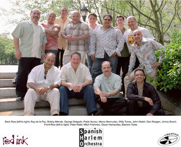 2011 Spanish Harlem Orchestra Dates