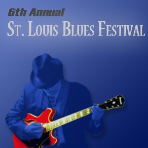 St Louis Blues Festival Saint Louis