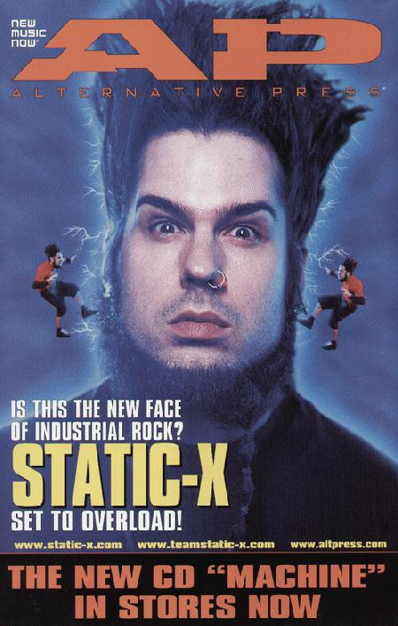 Concert Static X