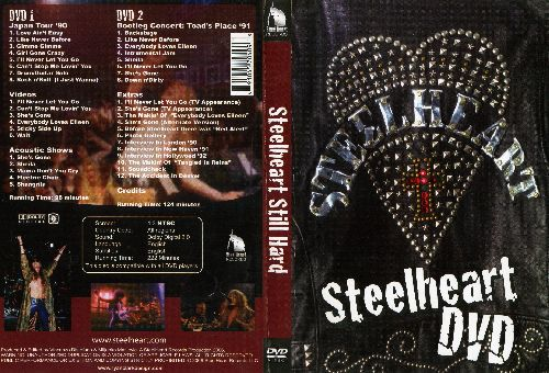 2011 Tour Steelheart Dates