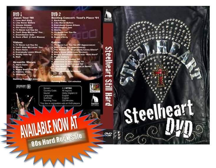 Show Steelheart 2011