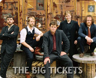 Steep Canyon Rangers 2011 Dates