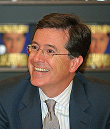 Stephen Colbert Count Basie Theatre