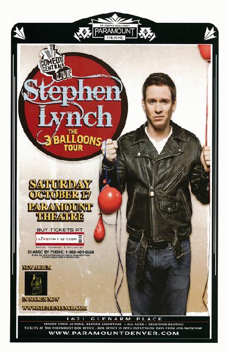 Stephen Lynch 2011