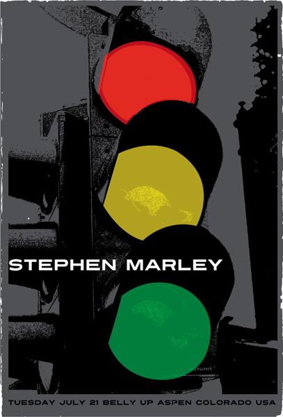 Stephen Marley Show 2011