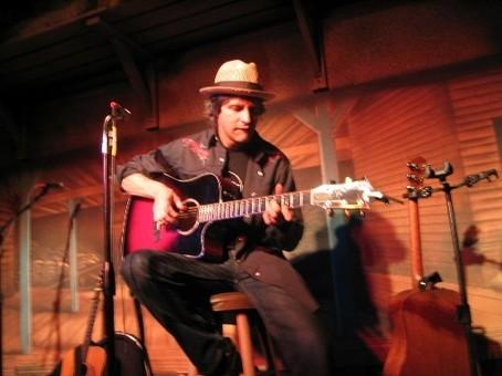 Steve Poltz 2011 Show