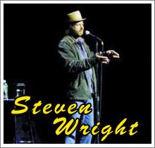 Steven Wright Las Vegas NV