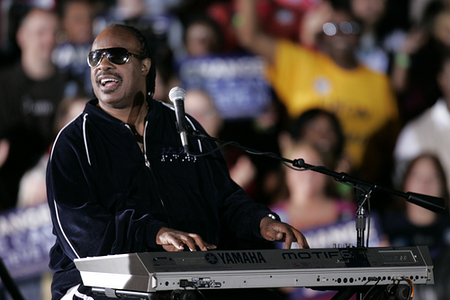 2011 Stevie Wonder