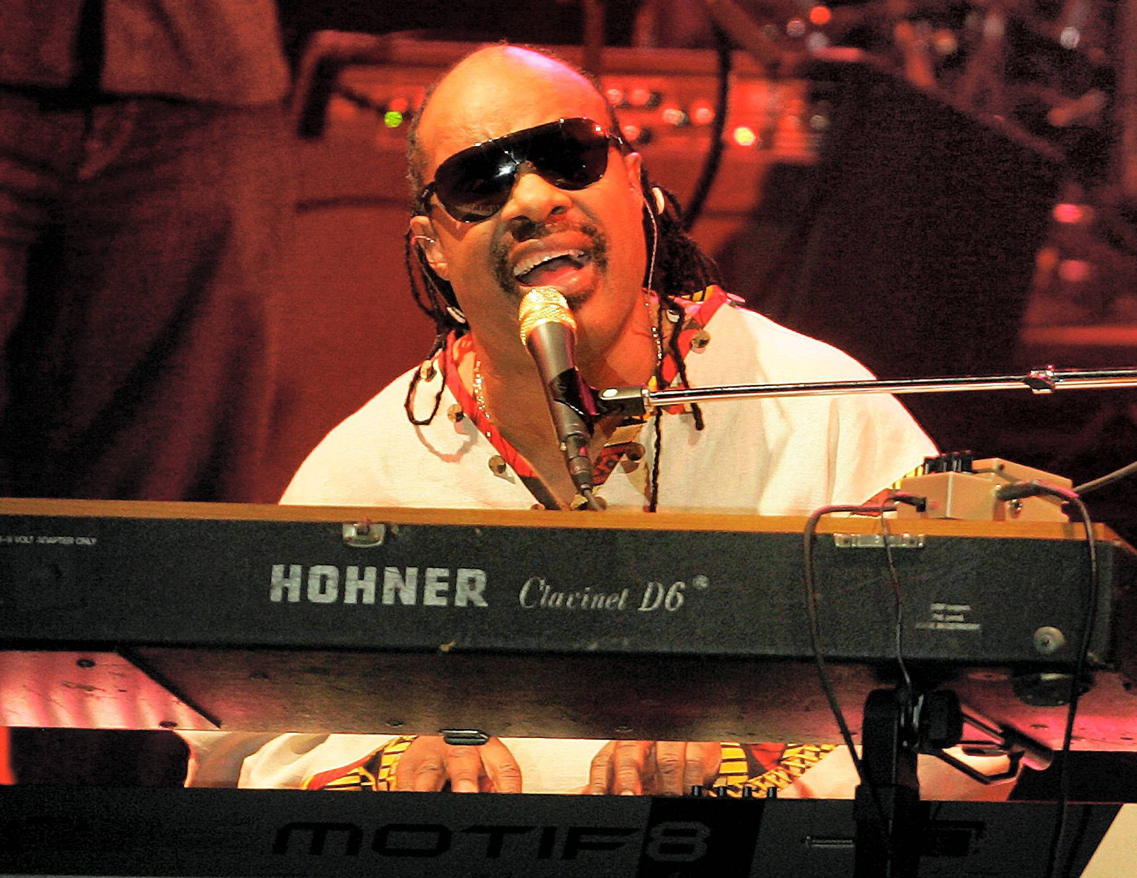 Show 2011 Stevie Wonder