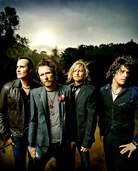 2011 Dates Stone Temple Pilots