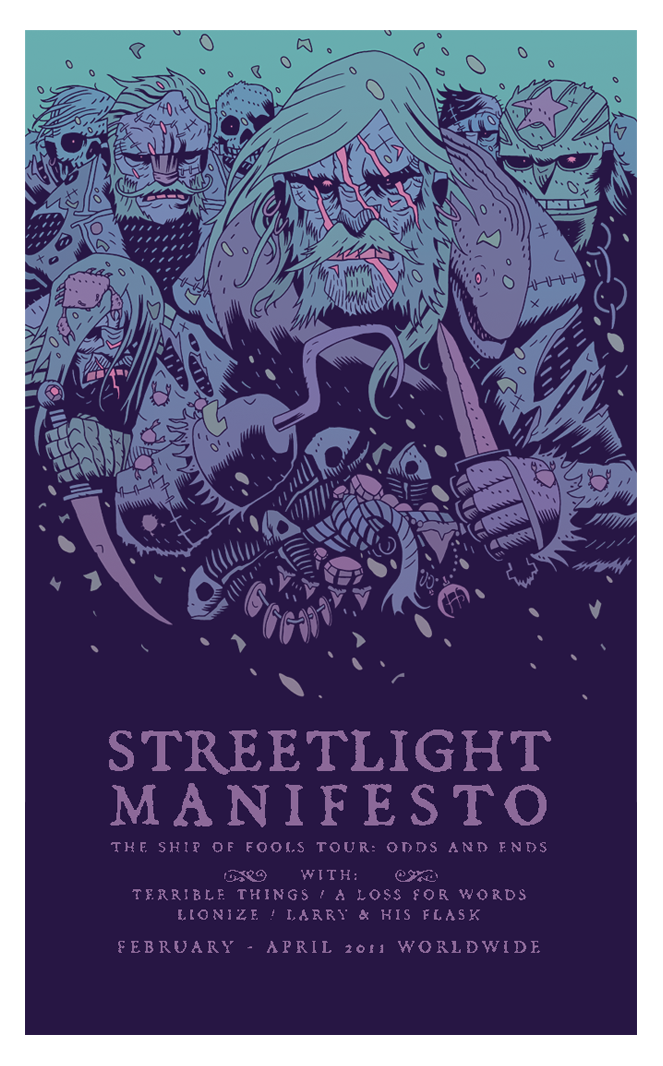 Streetlight Manifesto Tickets Water Street Music Hall