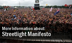 Streetlight Manifesto Water Street Music Hall