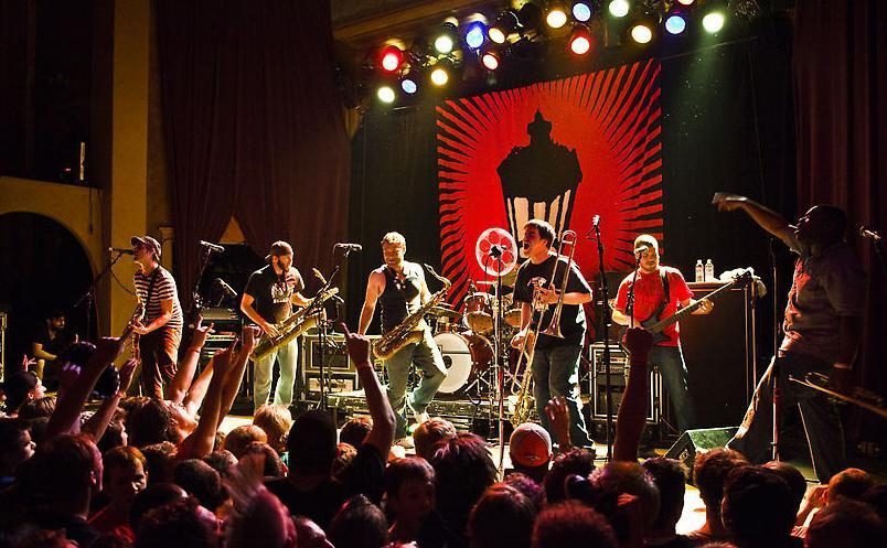 Streetlight Manifesto Concert