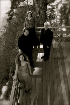 2011 Dates String Quartet Tour