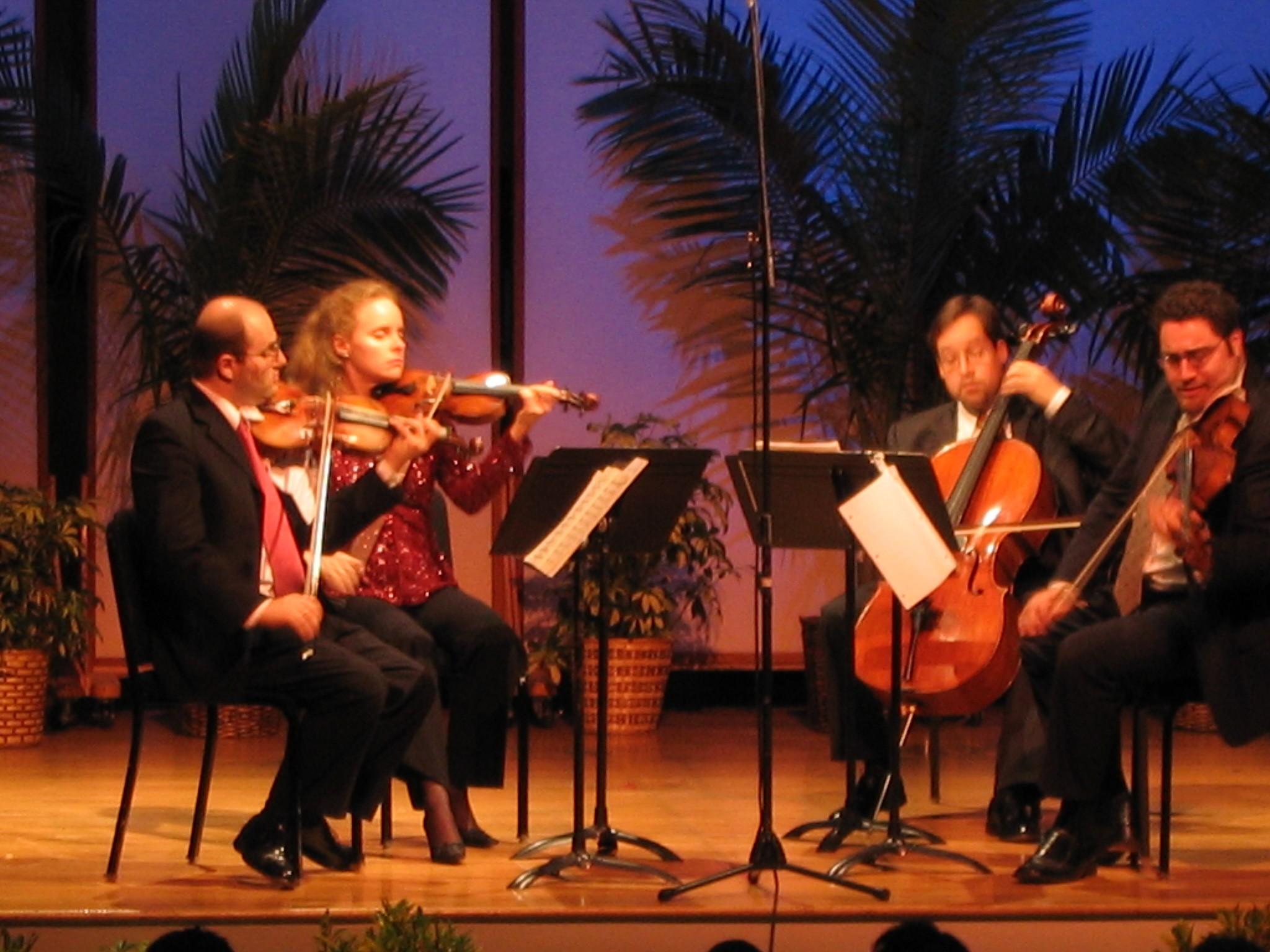 Tickets String Quartet