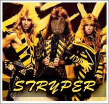 Stryper Casper Tickets