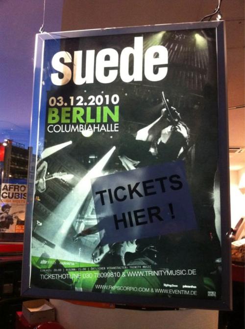 2011 Suede Show