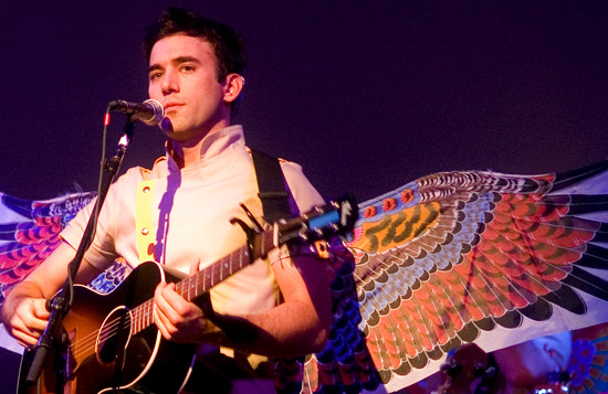 2011 Sufjan Stevens Dates