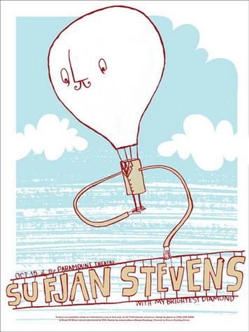 Sufjan Stevens 2011