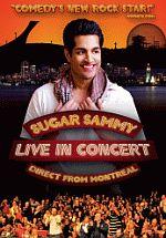 Tickets Sugar Sammy