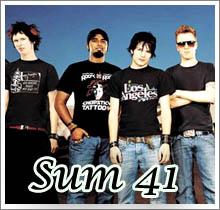 Tickets Sum 41