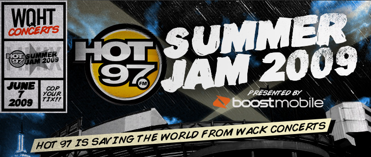 Summer Jam Tickets