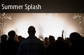 2011 Summer Splash Dates Tour