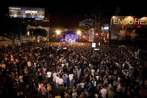 2011 Sunset Strip Music Festival