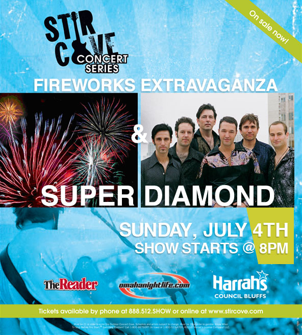 Super Diamond Show Tickets