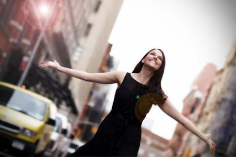 Sutton Foster New York