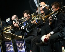 Swinging With The Big Band Livermore