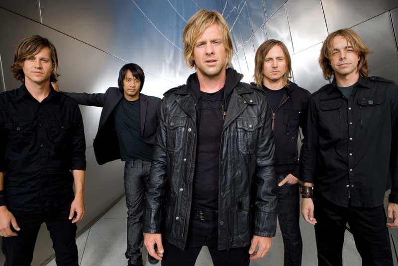 Switchfoot Dates 2011