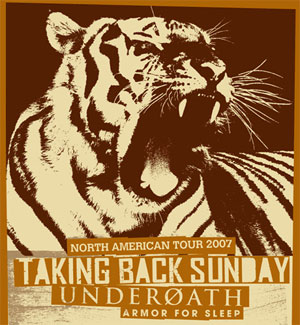 Taking Back Sunday Concert