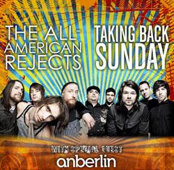 Taking Back Sunday Show Tickets