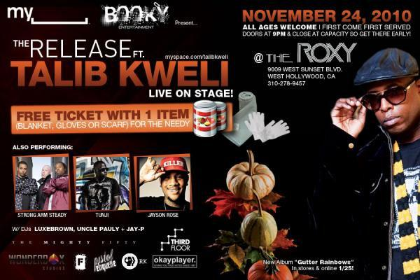 Tickets Talib Kweli