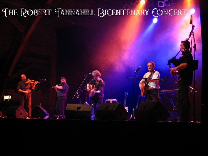 Concert Tannahill Weavers