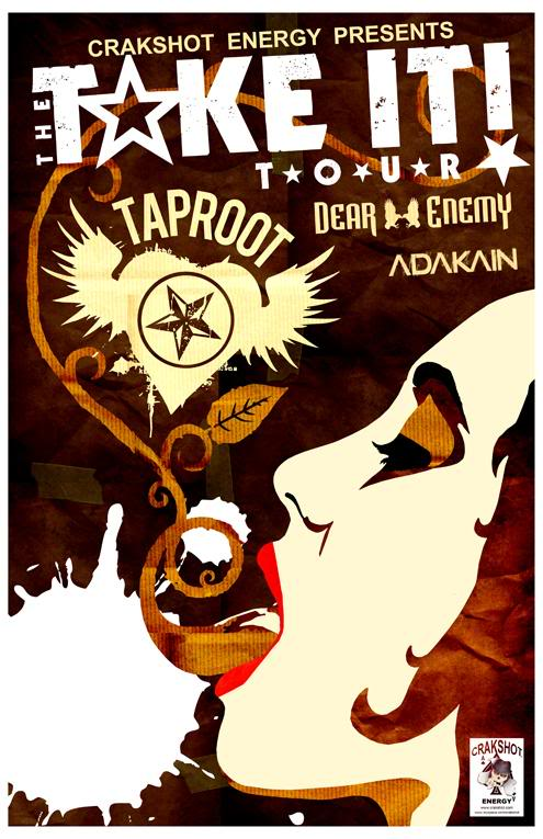 Taproot Tickets Peabodys Downunder