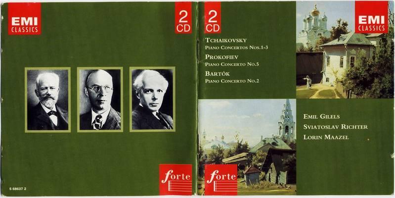 Tchaikovsky Piano Concerto Show Tickets
