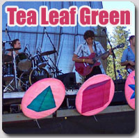 Tea Leaf Green Mercy Lounge Tickets