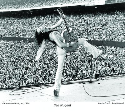 Ted Nugent 2011 Dates