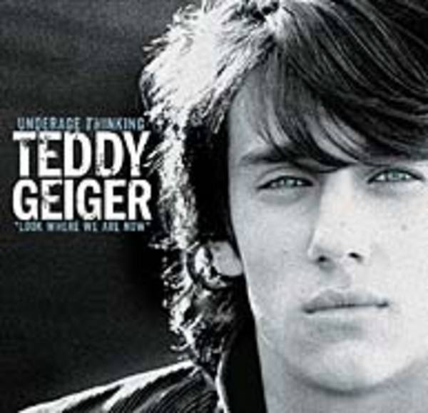 Teddy Geiger 2011 Dates Tour