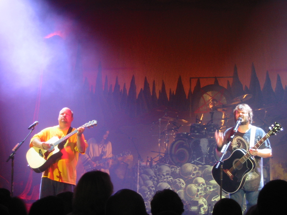 Tenacious D Club Nokia Tickets