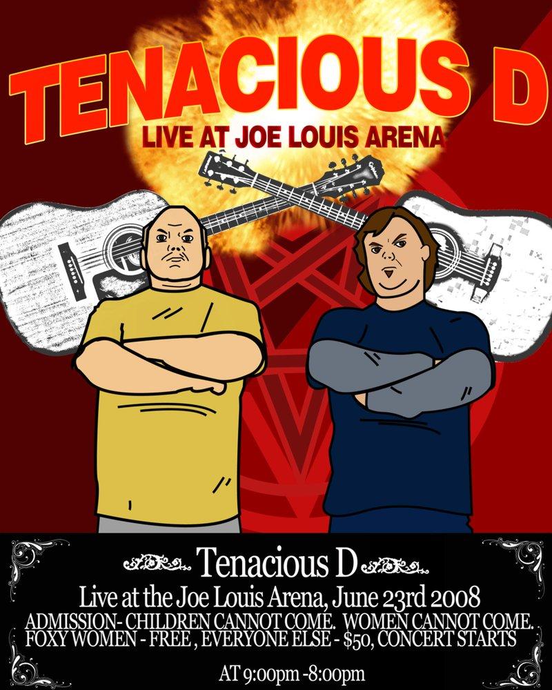 Tenacious D Tour 2011 Dates