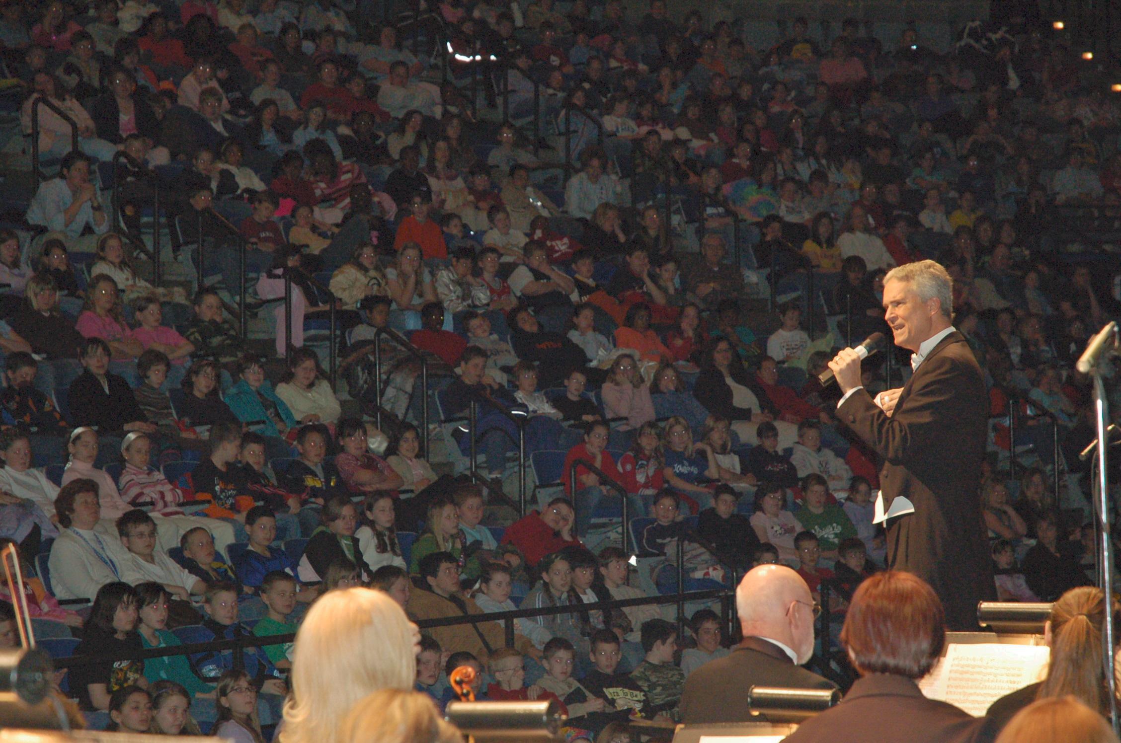 Terre Haute Symphony Orchestra Concert