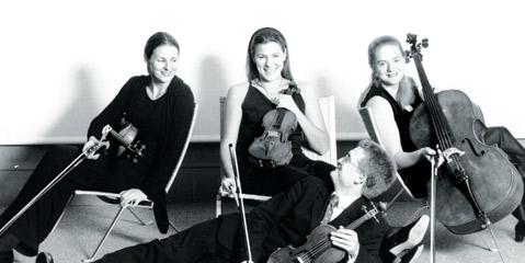 2011 Show Tetzlaff Quartet