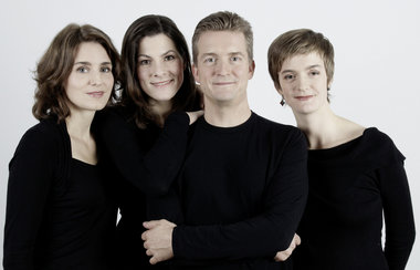 2011 Tetzlaff Quartet Dates Tour