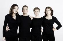Dates Tetzlaff Quartet 2011